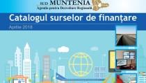 Catalogul surselor de finanţare nerambursabilă active pentru luna aprilie 2018