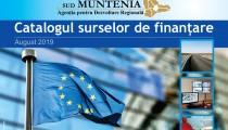 Catalogul surselor de finanţare nerambursabilă active pentru luna august 2019