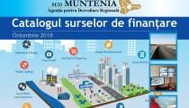 Catalogul surselor de finanţare nerambursabilă active pentru luna octombrie 2018