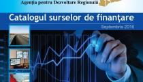 Catalogul surselor de finanţare nerambursabilă active pentru luna septembrie 2016