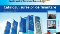 Catalogul surselor de finanţare nerambursabilă active pentru luna septembrie 2017