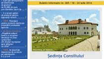 A apărut buletinul informativ InfoRegional Sud Muntenia nr. 285!
