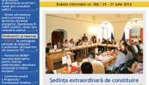 A apărut buletinul informativ InfoRegional Sud Muntenia nr. 286!