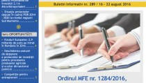 A apărut buletinul informativ InfoRegional Sud Muntenia nr. 289!