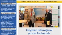 A apărut buletinul informativ Info Regional Sud Muntenia nr. 302!