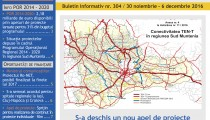 A apărut buletinul informativ Info Regional Sud Muntenia nr. 304!
