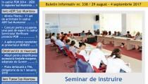 A apărut buletinul informativ Info Regional Sud Muntenia nr. 338!