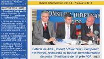 A apărut buletinul informativ Info Regional Sud Muntenia nr. 354!