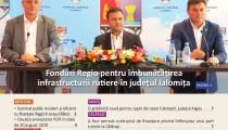 A apărut buletinul informativ Info Regional Sud Muntenia nr. 430!