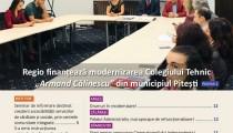 A apărut buletinul informativ Info Regional Sud Muntenia nr. 439!