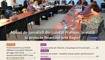 A apărut buletinul informativ Info Regional Sud Muntenia nr. 440!