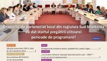 A apărut buletinul informativ Info Regional Sud Muntenia nr. 443!
