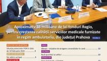 A apărut buletinul informativ Info Regional Sud Muntenia nr. 452!