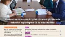 A apărut buletinul informativ Info Regional Sud Muntenia nr. 453!