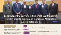A apărut buletinul informativ Info Regional Sud Muntenia nr. 455!